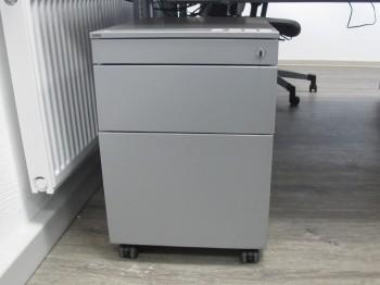 Bürocontainer mit 2-Fächern in großer Stückzahl
