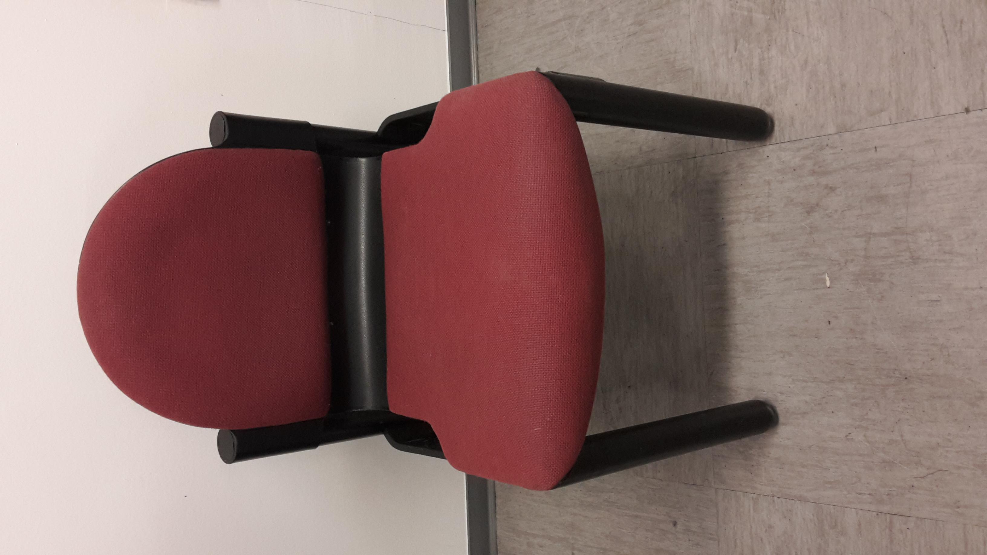 thonet bistro stapelstuhl flex mit polster p1142. Black Bedroom Furniture Sets. Home Design Ideas