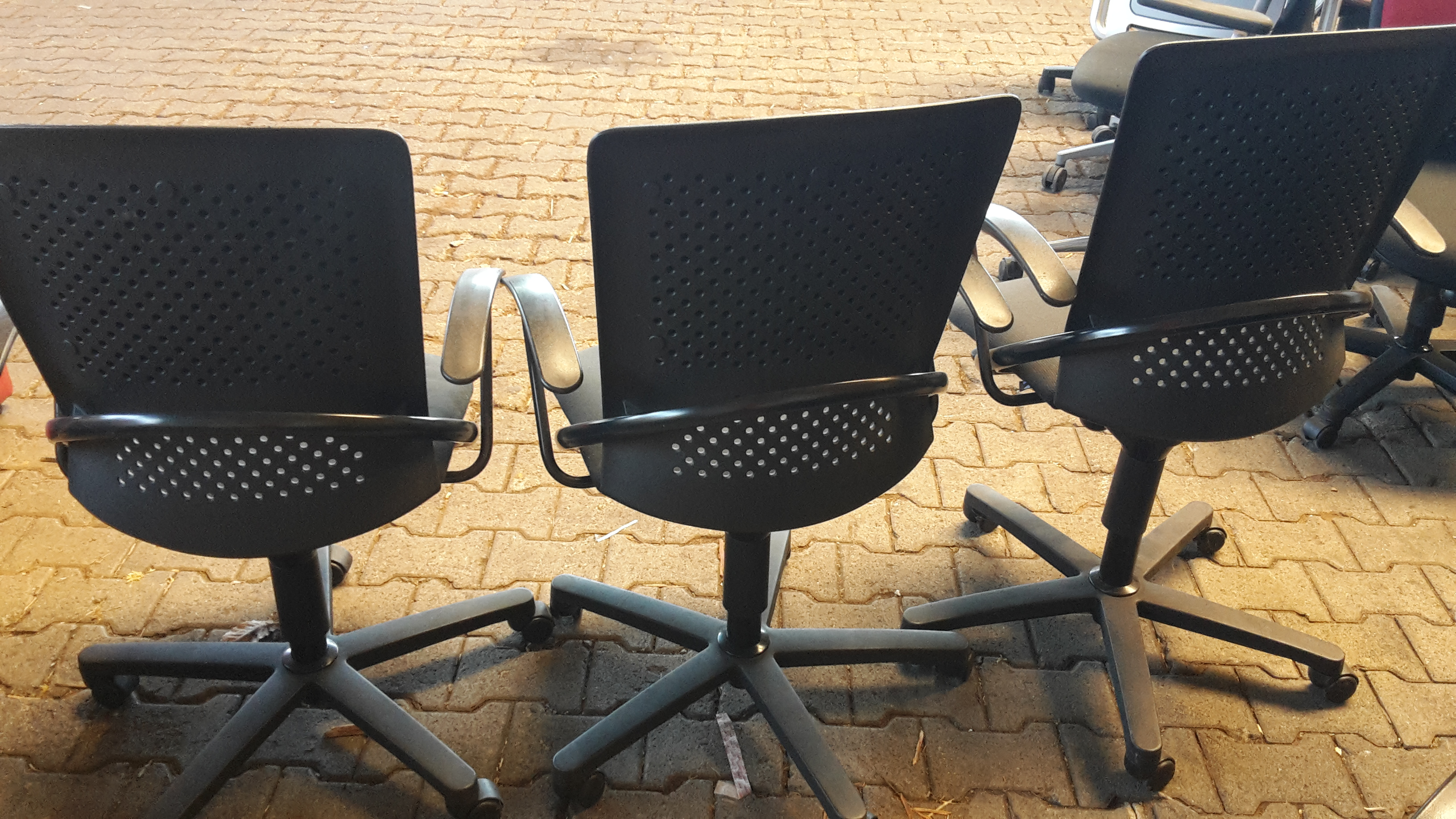 König Neurath Bürostuhl Gebraucht Gut In Schuss 39
