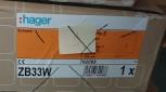 Hager ZB33W Zählerschrank IP54