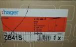 Hager ZB41S Zählerschrank IP44